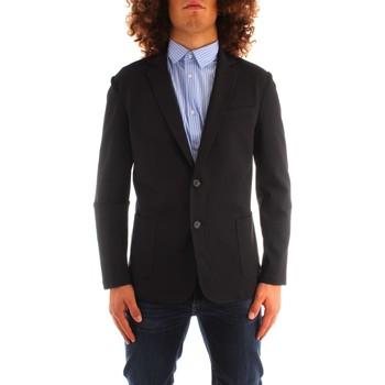 Abbigliamento Uomo Giacche / Blazer Trussardi 52H00029 1T005378 NERO
