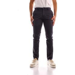 Abbigliamento Uomo Pantalone Cargo Trussardi 52P00000 1Y000191 BLU NAVY