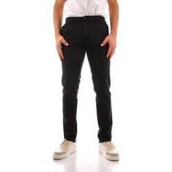 Abbigliamento Uomo Pantalone Cargo Trussardi 52P00000 1Y000191 NERO