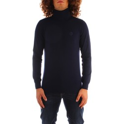 Abbigliamento Uomo Maglioni Trussardi 52M00516 0F000542 BLU NAVY