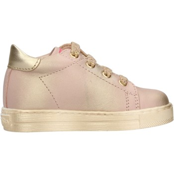 Scarpe Bambino Sneakers Falcotto - Polacchino rosa/oro SASHA-1M19 ROSA