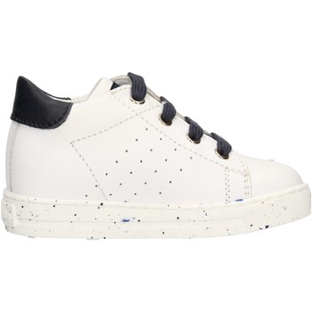 Scarpe Bambino Sneakers Falcotto - Polacchino bianco SALAZAR-1N07 BIANCO