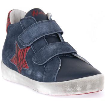 Scarpe Bambina Sneakers Naturino C02 DORRIE VL Blu