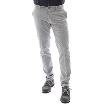 Abbigliamento Uomo Pantaloni Sei3sei 6OYSTER E1669 Grigio