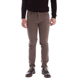 Abbigliamento Uomo Pantaloni Sei3sei 02396 Marrone