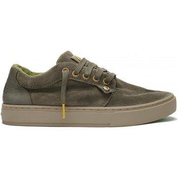 Scarpe Uomo Sneakers basse Satorisan HEISEI V2 SUEDE Khaki