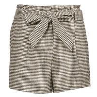 Abbigliamento Donna Shorts / Bermuda Betty London PRICSOU Nero / Ecru