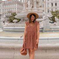 Abbigliamento Donna Abiti corti Céleste DAHLIA Multicolore