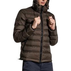 Abbigliamento Uomo Piumini Peuterey PEU3257 verde fogliame