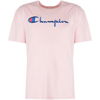 Abbigliamento Uomo T-shirt maniche corte Champion  Rosa