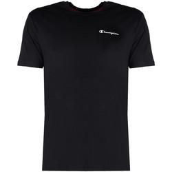 Abbigliamento Uomo T-shirt maniche corte Champion  Nero