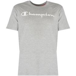 Abbigliamento Uomo T-shirt maniche corte Champion  Grigio