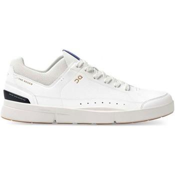 Scarpe Uomo Sneakers basse On The Roger Center Court White  Indigo Bianco Bianco