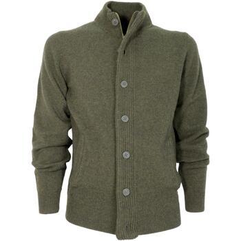 Abbigliamento Uomo Maglioni Barbour MPN-001419 Verde