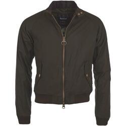 Abbigliamento Uomo Giubbotti Barbour MPN-001456 Verde