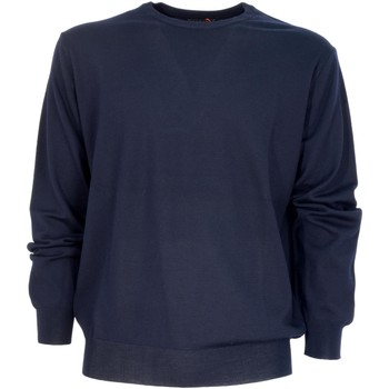 Abbigliamento Uomo Maglioni Bramante MPN-001315 Blu