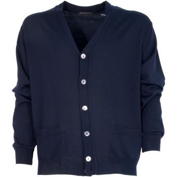Abbigliamento Uomo Maglioni Bramante MPN-001288 Blu