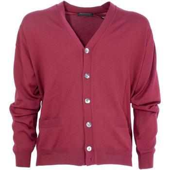 Abbigliamento Uomo Maglioni Bramante MPN-001289 Rosso