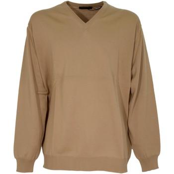 Abbigliamento Uomo Maglioni Bramante MPN-001301 Beige