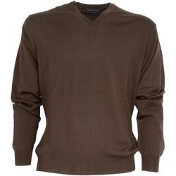 Abbigliamento Uomo Maglioni Bramante MPN-001299 Marrone
