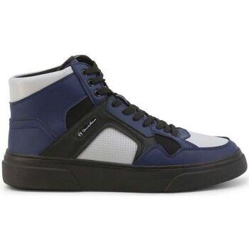 Scarpe Uomo Sneakers alte Duca Di Morrone - nick Blu