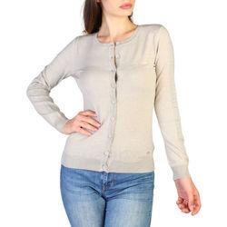 Abbigliamento Donna Maglioni Yes Zee - m035_bh00 Marrone
