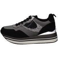 Scarpe Donna Sneakers basse Inblu IN 277 NERO