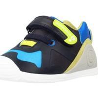 Scarpe Bambino Sneakers basse Biomecanics 211131 Blu