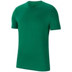 Abbigliamento Bambino T-shirt maniche corte Nike JR Park 20 Verde