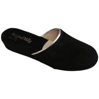 Scarpe Donna Pantofole Original Milly CIABATTA DA CAMERA MILLY - 7200 NERO Nero
