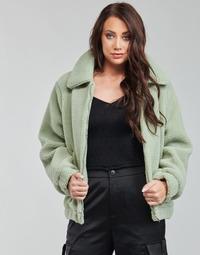 Abbigliamento Donna Giubbotti Yurban  Verde