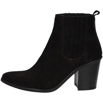 Scarpe Donna Stivaletti Dakota Boots DKT 24 NE NERO