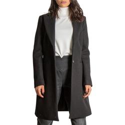 Abbigliamento Donna Cappotti Sandro Ferrone S25YBBFARAK Nero