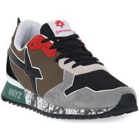 Scarpe Uomo Sneakers basse W6yz 1B95 JET M BALCK ZUCCA Grigio
