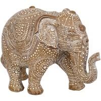 Casa Statuette e figurine Signes Grimalt Figura Di Elefante Marrón