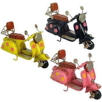 Casa Statuette e figurine Signes Grimalt Scooter Set 3 U Multicolor