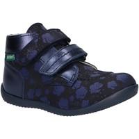 Scarpe Bambina Stivaletti Kickers 860098-10 BONKRO-2 Azul