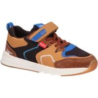 Scarpe Unisex bambino Sneakers basse Kickers 858781-30 KNAKK Marr?n