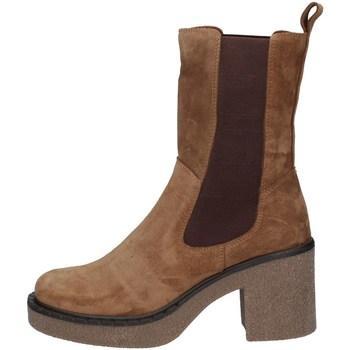 Scarpe Donna Sneakers alte Bueno Shoes T2901 MARRONE