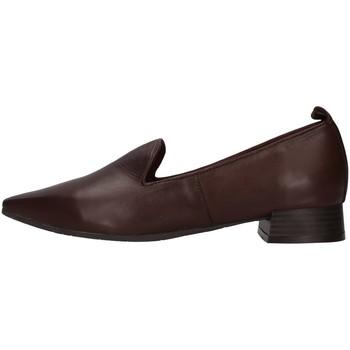 Scarpe Donna Mocassini Bueno Shoes WT1400 MARRONE