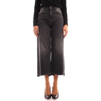 Abbigliamento Donna Jeans 3/4 & 7/8 Manila Grace J417D1 NERO