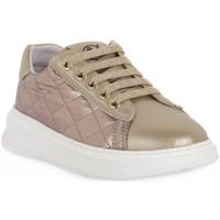 Scarpe Bambina Sneakers basse Naturino Q06 NIXOM PLATINO Grigio