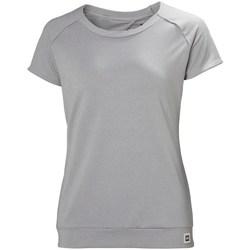 Abbigliamento Donna T-shirt maniche corte Helly Hansen Malla Grigio