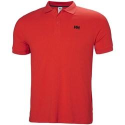 Abbigliamento Uomo Polo maniche corte Helly Hansen Driftline Rosso