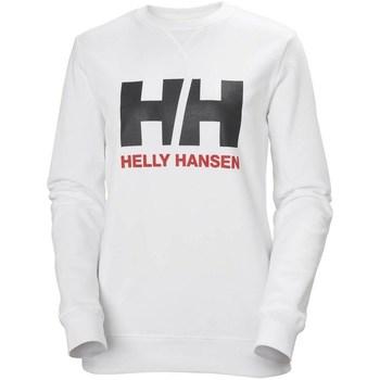 Abbigliamento Donna Felpe Helly Hansen HH Logo Bianco