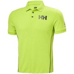 Abbigliamento Uomo Polo maniche corte Helly Hansen HP Racing Verde