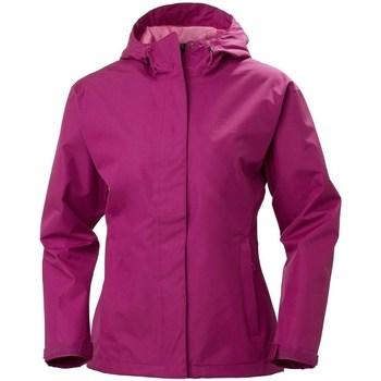 Abbigliamento Donna giacca a vento Helly Hansen W Seven Rosa
