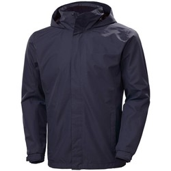 Abbigliamento Uomo giacca a vento Helly Hansen Team Dubliner Jacket Blu marino