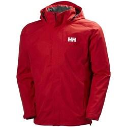 Abbigliamento Uomo giacca a vento Helly Hansen Dubliner Jacket Rosso