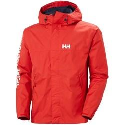 Abbigliamento Uomo giacca a vento Helly Hansen Ervik Jacket Rosso